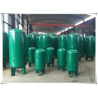 Best Stable Pressure Air Compressor Receiver Tank , Air Compressor Vertical Storage Tank wholesale
