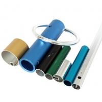 China Powder Coated Anodized Aluminum Extruded Tubing / Aluminum Round Tubing With CNC Machining on sale