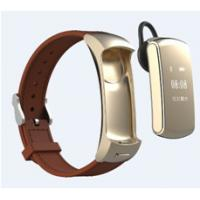 Bracelet, LCD display with touch, Bluetooth earphone function etc.