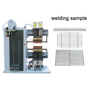 Best Two Phase 380V Wire Welding Machine Hwashi Automatic Black Steels Refrigerator wholesale