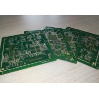 Best 4 layers Multilayer PCB Board ENIG with green soldmask white silkscreen wholesale
