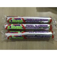 Best Disposable Catering Aluminium Foil Roll 10 - 60cm Width For Food Packing wholesale