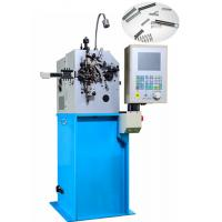 Quality Synchronously Manual Spring Machine , Wire Winding Machine Diameter 0.06 Mm - 0.5 Mm wholesale