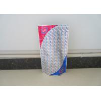 Best Moisture Proof Full Color Printing Aluminum Packaging Bags With Tear Notch wholesale