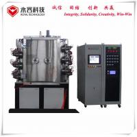 Best Spectacles Gold Coating Machine , Eyeglass Frame Multi Arc Ion Plating Equipment wholesale