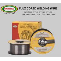 China FCAW gasless welding wire E71T-GS on sale