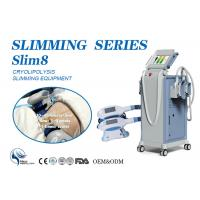 Best Cryolipolysis Fat Freezing Machine For Body Shaping / Fat Reduction CE FDA Approval wholesale