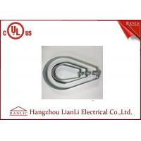 Best Stainless Steel Clamp Swivel Ring Hanger  For Threaded Rod , 3 / 6 Inch wholesale
