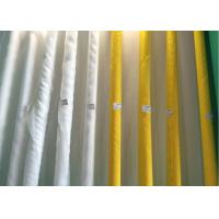 Best Polyester Bolting Screen Printing Mesh Low Elongation 490 Mesh For Ceramic Printing wholesale