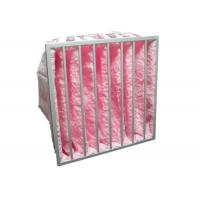 Best Reusable Multi Pocket Air Conditioning Ventilation Air Filter Synthetic Fiber Glass Fiber wholesale
