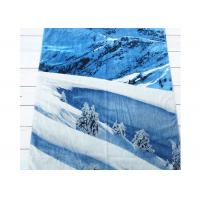 Best Travel Cotton Beach Towels Promotional Printed 80cm*140cm For Adult wholesale