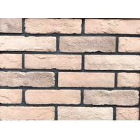 Buy cheap Natural Clay Fired Thin Brick Veneer Interior Walls Building Materials With from wholesalers