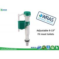 Best WRAS Universal Toilet Fill Valve Repair , Cistern Bottom Entry Float Valve Replacement wholesale