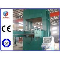 Best Frame Type Rubber Vulcanizing Equipment 16MPa Working Oil Pressure wholesale