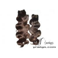 China Virgin Indian Remy Hair - Remy Single Drawn - Natural Straight on sale