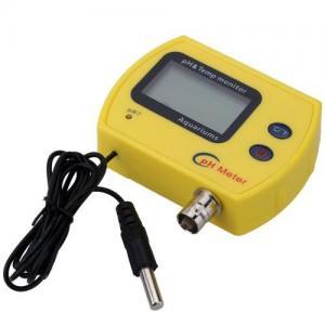China Online pH Meter for Aquarium Acidimeter Water Quality Analyzer pH & TEMP Meter Measure  E1147 on sale