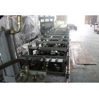 Best K Span Arch Bending Machine / Cold Roof Roll Forming Machine For 610mm Span Roof Panel wholesale
