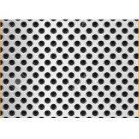 China Metal Plate/Sheet Price 304/316L/321/Aluminum Perforated Sheet on sale