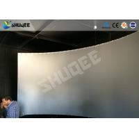 Best Black And White Genuine Leather 5D Motion Movie Cinema Electronic Hydraulic Pneumatic wholesale