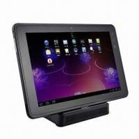 Buy cheap 10.1-inch Android Tablet PC, Nvidia Tegra 250 with Bluetooth, GPS, Supports from wholesalers