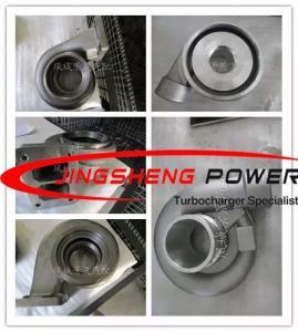 China 4LE Spare Parts  Turbocharger Compressor Housing , Turbo Turbine Housing on sale