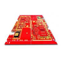 Best Custom FR-4 Red Solder Mask Double Sided Pcb Design 6 Layers Fabrication  Huaswin Electronics is a professional Print wholesale