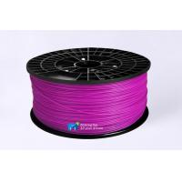 China 1.75mm 3d Printer Filaments Plastic Refill For 3d Printer Pen / Printing Machine on sale