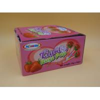 Best All Natural Rose Hard Strawberry Candy Lollipops Sugarless Zero Calorie wholesale