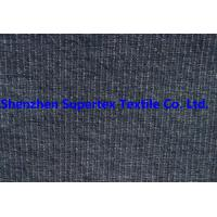 Best 4 Way Stretch Polyester Ripstop Nylon Fabric 170GSM Navy Single Dyed wholesale