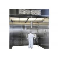 Best HEPA Filter Raw Material Dispensing Booth For Pharmaceutical Industry Clean Room wholesale