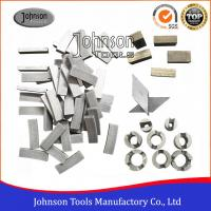 Best Various Diamond Segments For Circular Saw Blades / Core Bits / Grinding Wheels wholesale