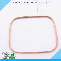 Cheap Self-Bonding Single Copper Wire Rfid Antenna Coil With Low Frequency for sale