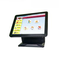 Best Pure Flat All In One POS Terminal Tablet Cash Register System Fast Heat Dissipation wholesale