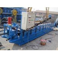 Best 15Kw Carbon Steel C Purlin Roll Forming Machine , Full Automatic C Z Purlin Production Line wholesale