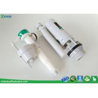 Bottom Entry Fill Valve Toilet Cistern Fittings With Dual Flush Valve And Side
