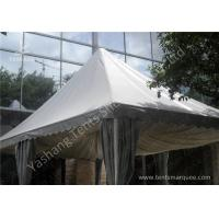 Best Hard Pressed Aluminium Frame Tents Outdoor With Roof Lining Decoration wholesale
