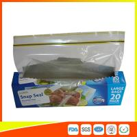 Best Snap Seal Reusable Sandwich Bags For Coles Supermarket Large Size 35*27cm wholesale