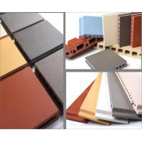 Best Thermal Insulated Exterior Wall Panels Flame Retardant With Hollow Structures wholesale