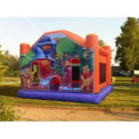 Best hot sales inflatable bouncer/ castle/combo wholesale