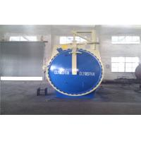 Cheap Safety Rubber / Wood Chemical Autoclave Door For Vulcanizing Industrial ,φ2m for sale