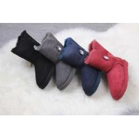 Best ugg female shoes UGG 1003889 low tube crystal buckle fur one wholesale