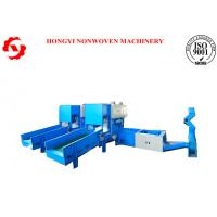 Automatic 1.1m Cotton Fibre Opening Machine For Wadding Making