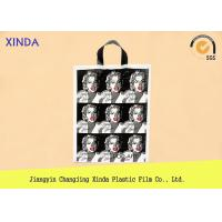 Best Low MOQ die cut handle bags excellent printing quality short delivery time wholesale
