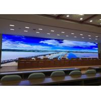 Best Flexible Panel Indoor Led Screen Rental , P3 Led Video Panel Rental Lightweight wholesale
