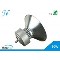 Indoor Energy Saving 50W High Bay Led Lights With Bridgelux Chip