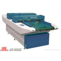 Best needle detector JC-600 auto conveyor model( double head) for garments,cloths,shoes,toys inspection wholesale