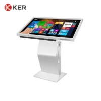 Best 49 55 Inch LED Slim Touch Screen Interactive Kiosk wholesale