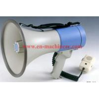 Best 12V Megaphone with Microphone Horn Custom Logo Printed Promotional Silicone Megaphone wholesale