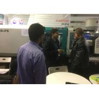 Best High Effciency Plastic Chair Auto Injection Molding Machine With Clamping System wholesale