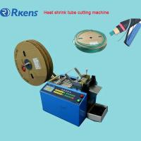 China Cutter for shrink tubes, Shrink tubing cutter cutting machine on sale